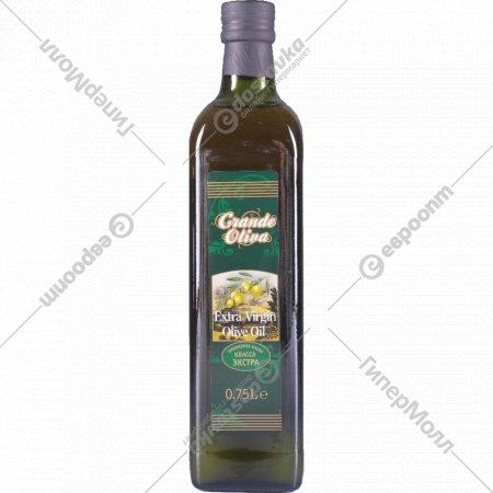 Масло оливковое «Grande Oliva» нерафинированное, 750 мл.