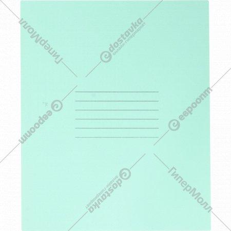 Тетрадь школьная «Rikki» широкая клетка, 12 листов.