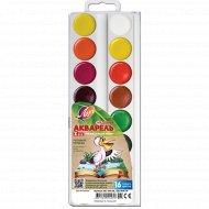 Краски акварельные «Zoo» 16 цветов, без кисти.