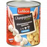 Шампиньоны консервированные «Lutece» целые, 800 г.