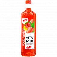 Напиток безалкогольный «Vitamix» клубника, 1 л