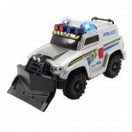 Игрушка «Полицейская машина» со светом, звуком и батарейками, 15 см.