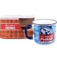 Чашка «Belbohemia» Лучший рыбак 350 мл, 25201952