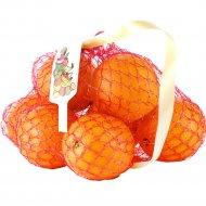 Апельсин в сетке, 1 кг., фасовка 0.8-1.4 кг