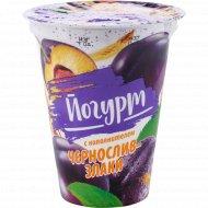 Йогурт «Бабушкина крынка» чернослив-злаки, 2%, 310 г