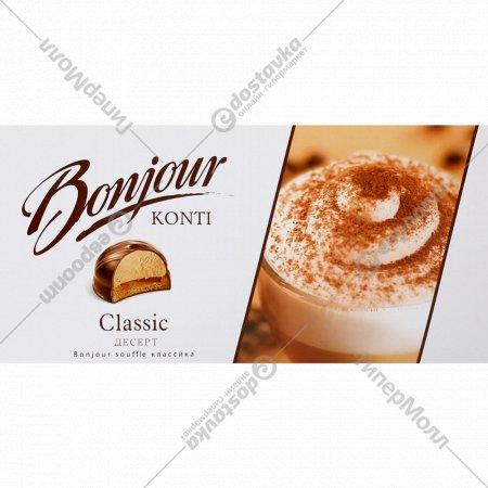 Десерт «Bonjour souffle» классика, 232 г.