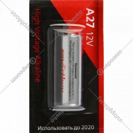 Элемент питания «Smartbuy» A27, 1 шт.