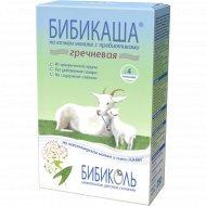 Каша гречневая «Бибикаша» на козьем молоке 200 г.