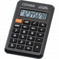 Калькулятор карманный «Citizen» 8 разрядов, LC-310NR.