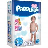 Детские подгузники «Paddlers» Jumbo pack, junior, 11-25 кг, 52 шт.