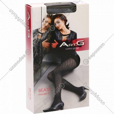 Колготы женские «Art G» Beate nero, 150 den.
