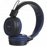 Беспроводные bluetooth-наушники «Hoco» W16 с микрофоном.