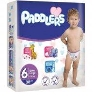 Детские подгузники «Paddlers» Jumbo pack, extra large, 15-30 кг, 38 шт.