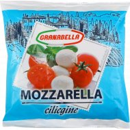 Сыр «Моцарелла Чильеджини» 40 %, в рассоле, 100 г.
