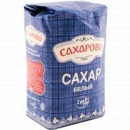 Сахар белый «Сахарово» кристаллический, 1 кг.