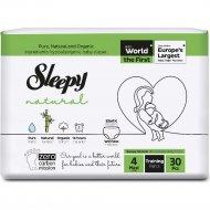 Детские подгузники-трусики «New Sleepy» jumbo pack, maxi, 7-14 кг, 30 шт.