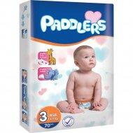 Детские подгузники «Paddlers» Jumbo pack, midi, 4-9 кг, 70 шт.