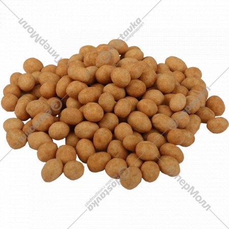 Арахис жареный в кокосовой глазури, 1 кг., фасовка 0.35-0.4 кг