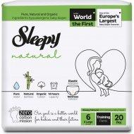 Детские подгузники-трусики «New Sleepy» jumbo pack, extra large, 15-25 кг, 20 шт.