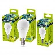 Лампа светодиодная «Ergolux» LED-G45-9W-E14-6K.