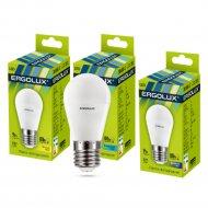 Лампа светодиодная «Ergolux» LED-G45-9W-E27-6K.
