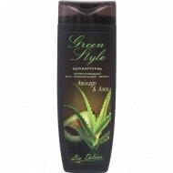 Шампунь для волос «Liv Delano» авокадо и алоэ, 400 мл