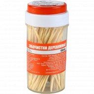 Зубочистки деревянные «Home Queen» 150 шт.