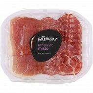 Ассорти мясное «Antipasto Misto» из свинины, 120 г.