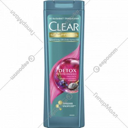 Шампунь для волос «Clear vita ABE» против перхоти, 400 мл