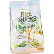 Снеки рисовые «Rice Snack Pesto» 50 г.