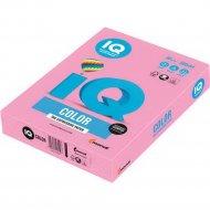 Бумага офисная «IQ» Color pale, А4, PI25, розовый, 500 л