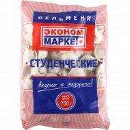 Пельмени «Эконом Маркет» Студенческие, 750 г