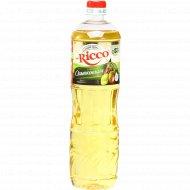 Подсолнечное масло «Mr.Ricco» с оливковым маслом, 1 л.