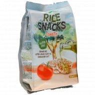 Снеки рисовые «Rice Snack Tomato» 50 г.