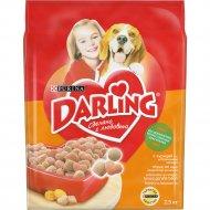 Корм для собак «Darling» с курицей и овощами, 2.5 кг.