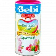 Чай детский травяной «Bebi» фруктовый, 200 г