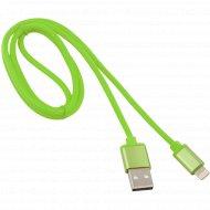 Кабель «Cablexpert» CC-S-APUSB01GN-1M зеленый.