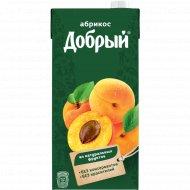 Нектар «Добрый» абрикосовый, 2 л.