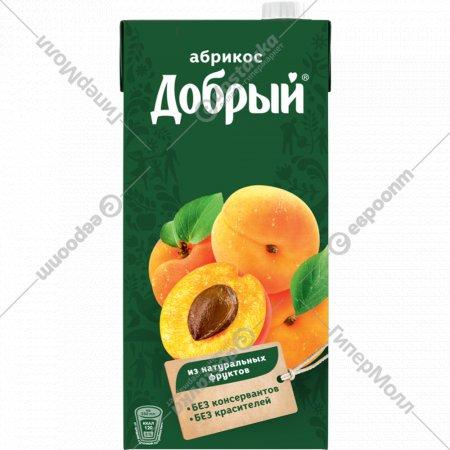 Нектар «Добрый» абрикосовый 2 л.