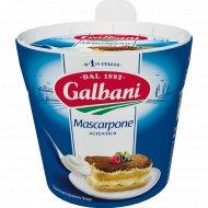 Сыр «Galbani» Маскарпоне 80%, 250 г.