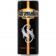 Напиток «Adrenaline Rush» энергетический, 0.25 л.