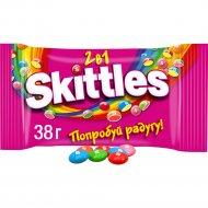 Драже «Skittles» 2в1, 38 г.