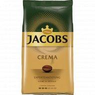 Кофе натуральный «Jacobs» жареный, в зернах, 1000 г.