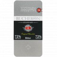 Шоколад «Bucheron» горький, 72%, 100 г.