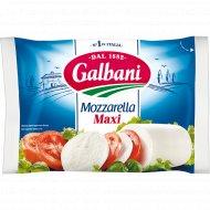 Сыр моццарела «Galbani» макси, 45%, 250 г.