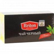 Чай черный «Briton» байховый 34 г.
