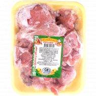 Мясо индеек бескостное кусковое, замороженное, 1 кг