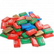Ассорти из шоколадных плиток «Mix classic» 1 кг., фасовка 0.2-0.25 кг