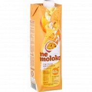 Напиток овсяный фруктовый «Ne moloko» экзотик, 1 л.