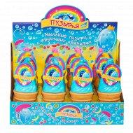 Мыльные пузыри «Bubbleland» Мороженое, MP231, 120 мл